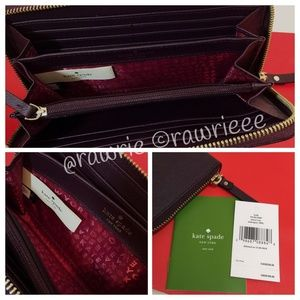 kate spade Bags - New Kate Spade leather satchel & wallet set